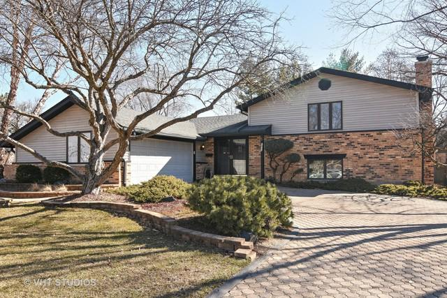 2803 N Brighton Place, Arlington Heights, IL 60004 (MLS #09886675) :: Lewke Partners