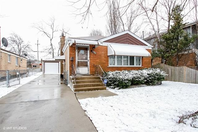 4323 W 81st Street, Chicago, IL 60652 (MLS #09886688) :: The Jacobs Group