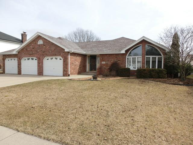 17925 Flamingo Drive, Tinley Park, IL 60487 (MLS #09886729) :: The Jacobs Group