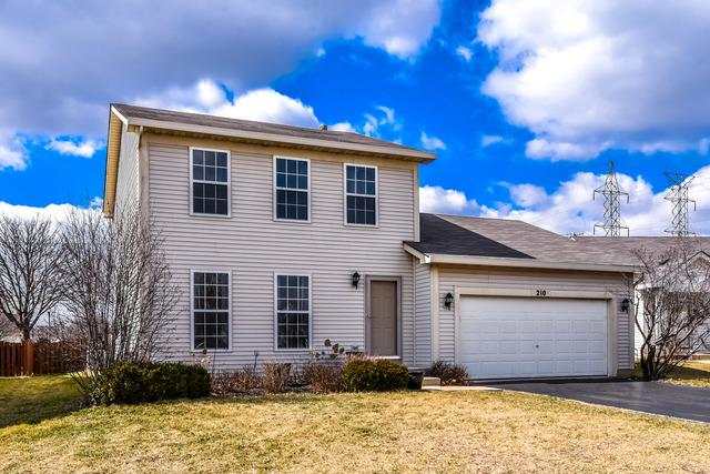 210 Sierra Trail, Romeoville, IL 60446 (MLS #09886767) :: Angie Faron with RE/MAX Ultimate Professionals