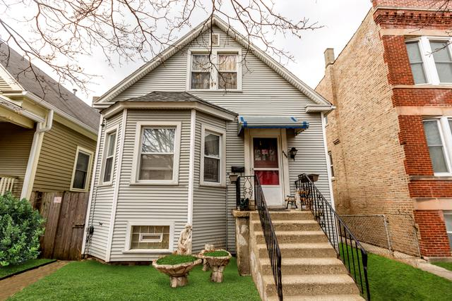 4546 N Keystone Avenue, Chicago, IL 60630 (MLS #09886800) :: The Jacobs Group