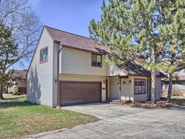 402 Spring Circle #402, Urbana, IL 61801 (MLS #09886805) :: Ryan Dallas Real Estate