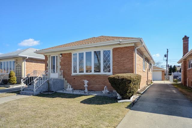 4529 N Osage Avenue, Norridge, IL 60706 (MLS #09886827) :: The Jacobs Group
