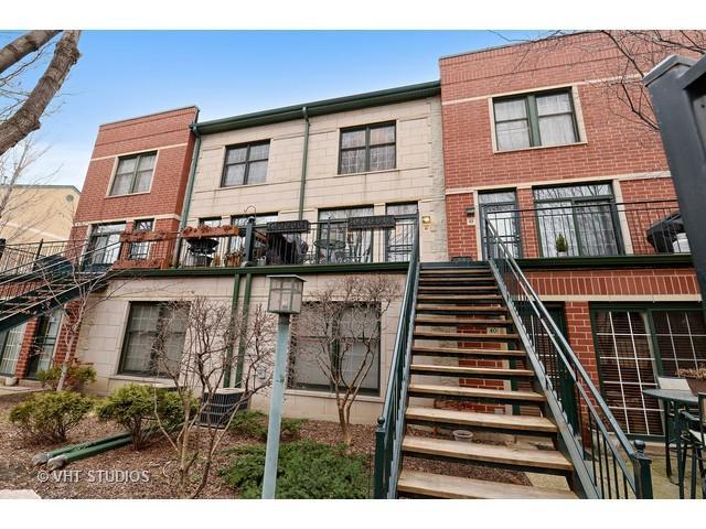 1813 S Clark Street K41, Chicago, IL 60616 (MLS #09886895) :: Touchstone Group
