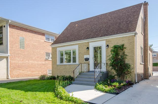 5453 W Windsor Avenue, Chicago, IL 60630 (MLS #09886926) :: The Jacobs Group