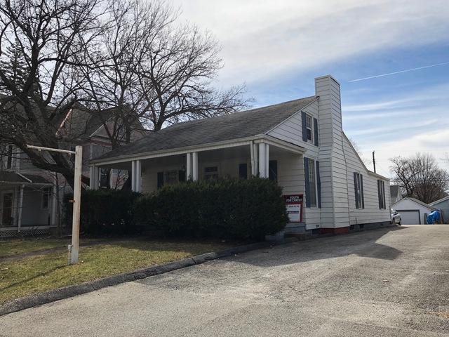 603 University Avenue, Champaign, IL 61820 (MLS #09886927) :: Ryan Dallas Real Estate