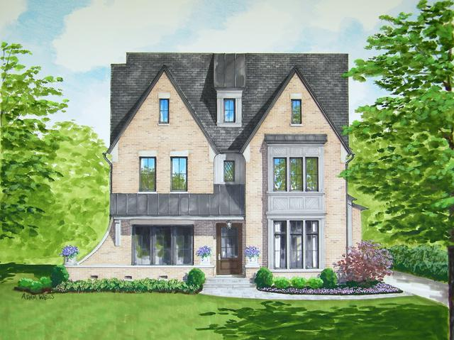 415 N Clay Street, Hinsdale, IL 60521 (MLS #09886941) :: The Jacobs Group