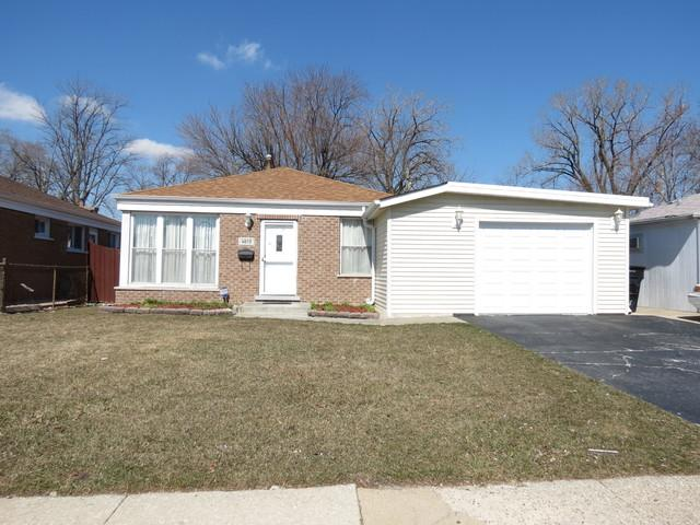 4672 W 84th Place, Chicago, IL 60652 (MLS #09886963) :: The Jacobs Group