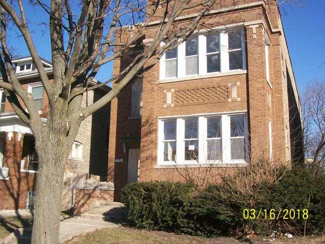 8041 S Morgan Street, Chicago, IL 60620 (MLS #09886976) :: The Jacobs Group