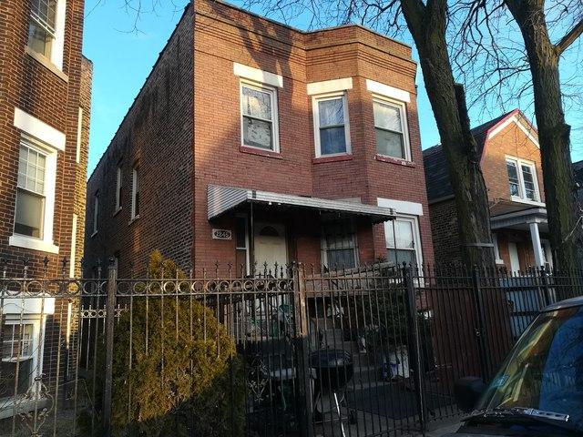 1245 N Pulaski Road, Chicago, IL 60651 (MLS #09887003) :: The Perotti Group