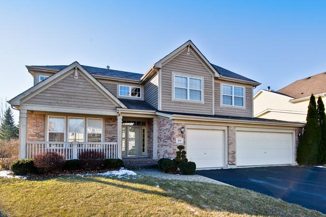 355 Sycamore Street, Vernon Hills, IL 60061 (MLS #09887019) :: The Schwabe Group