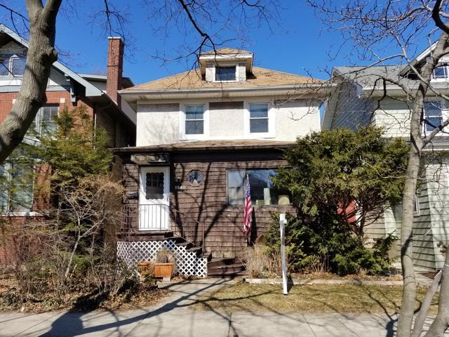 1540 W Norwood Street, Chicago, IL 60660 (MLS #09887096) :: The Jacobs Group