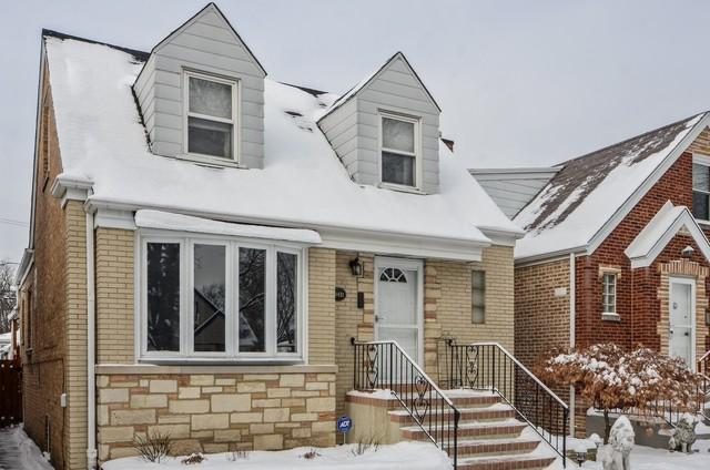 3244 N Plainfield Avenue, Chicago, IL 60634 (MLS #09887117) :: The Jacobs Group