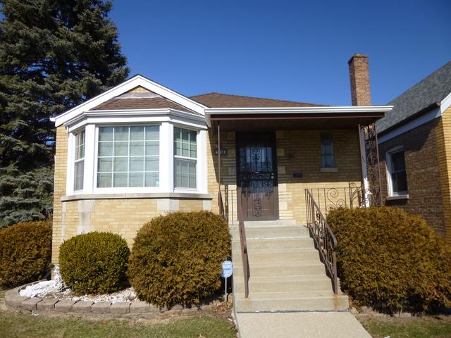 3934 W 70th Place, Chicago, IL 60629 (MLS #09887119) :: Littlefield Group