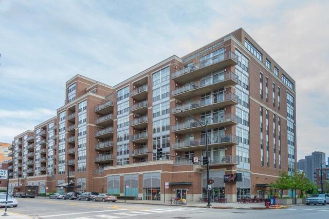 111 S Morgan Street #812, Chicago, IL 60607 (MLS #09887125) :: Touchstone Group