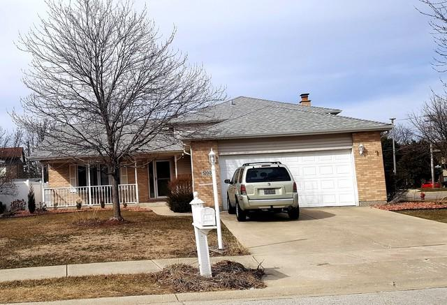 5200 W 140 Place, Crestwood, IL 60418 (MLS #09887169) :: The Jacobs Group