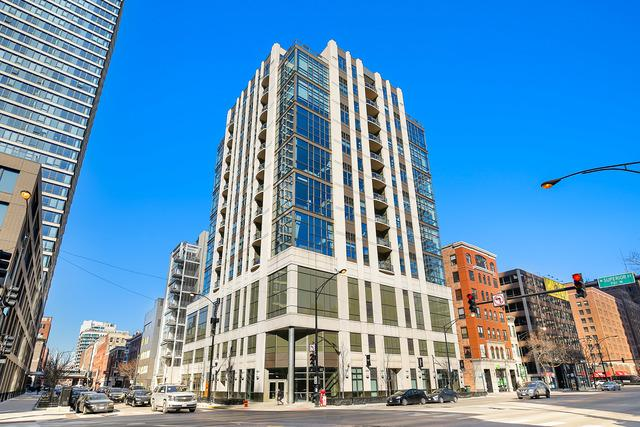 150 W Superior Street #801, Chicago, IL 60654 (MLS #09887202) :: The Jacobs Group