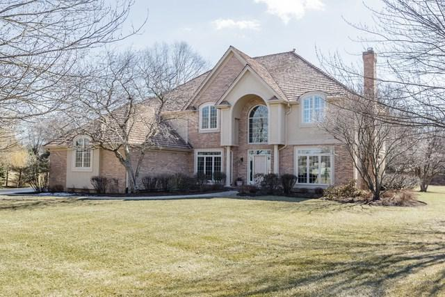 5152 Bridlewood Lane, Long Grove, IL 60047 (MLS #09887224) :: The Schwabe Group