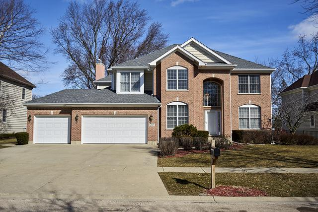 818 W Willow Street, Palatine, IL 60067 (MLS #09887232) :: The Schwabe Group