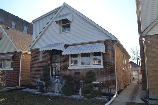 4418 S Homan Avenue, Chicago, IL 60632 (MLS #09887327) :: The Jacobs Group