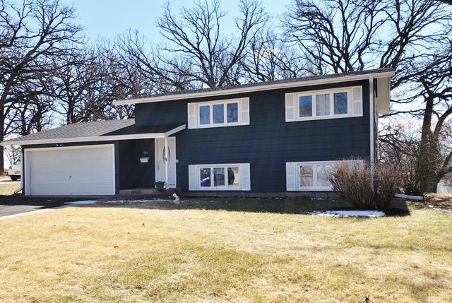 660 Crescent Terrace, Wauconda, IL 60084 (MLS #09887417) :: Domain Realty