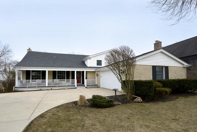 3121 N Wilshire Lane, Arlington Heights, IL 60004 (MLS #09887474) :: Lewke Partners