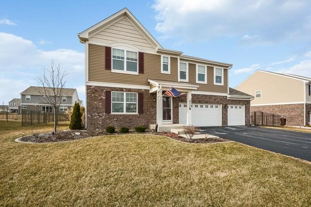 2118 Knightsbridge Lane, New Lenox, IL 60451 (MLS #09887516) :: Domain Realty