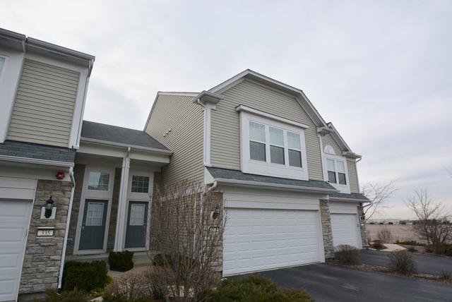 337 Devoe Drive #543, Oswego, IL 60543 (MLS #09887524) :: Angie Faron with RE/MAX Ultimate Professionals