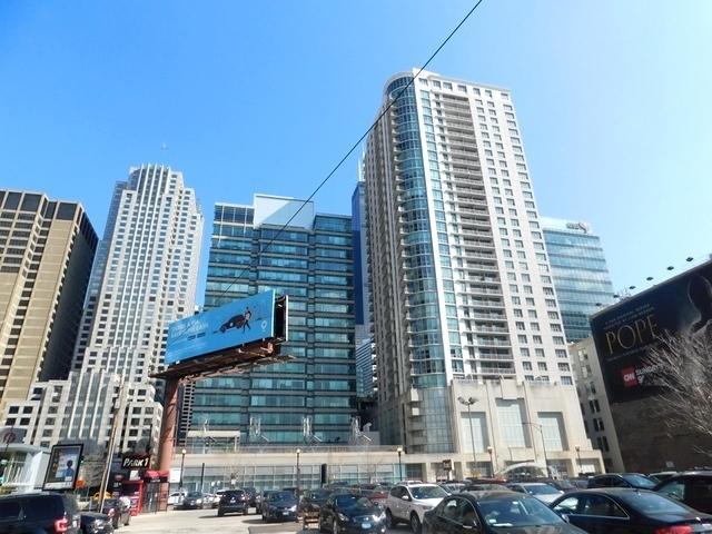 125 S Jefferson Street #1302, Chicago, IL 60661 (MLS #09887557) :: Berkshire Hathaway Koenig Rubloff - Carroll Real Estate Group