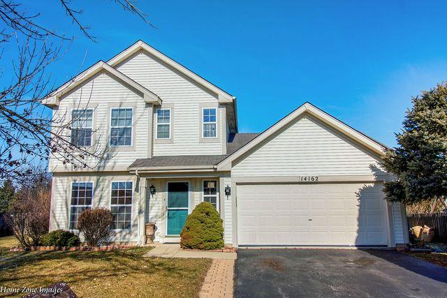 14162 S Manassas Lane, Plainfield, IL 60544 (MLS #09887571) :: Angie Faron with RE/MAX Ultimate Professionals
