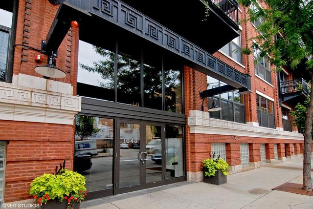 1040 W Adams Street #344, Chicago, IL 60607 (MLS #09887579) :: Berkshire Hathaway Koenig Rubloff - Carroll Real Estate Group