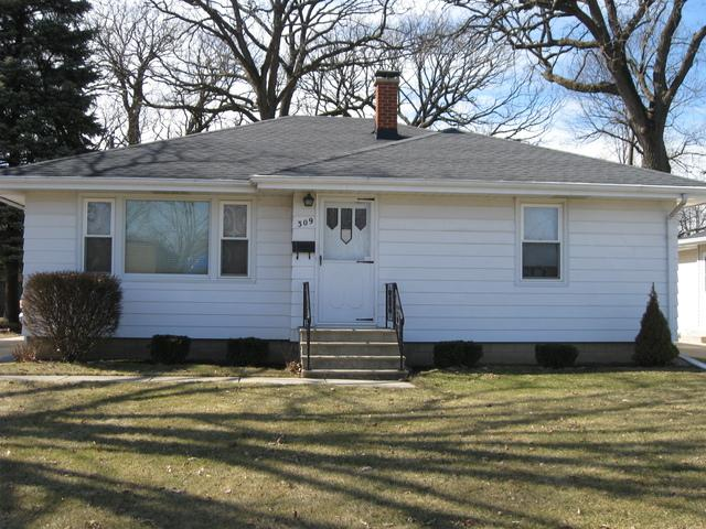 309 Oneill Street, Joliet, IL 60436 (MLS #09887608) :: Angie Faron with RE/MAX Ultimate Professionals