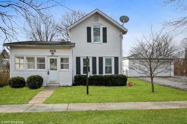 413 W Pierce Street, Elburn, IL 60119 (MLS #09887609) :: Domain Realty