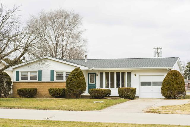 1509 Gates Drive, Rantoul, IL 61866 (MLS #09887640) :: Domain Realty