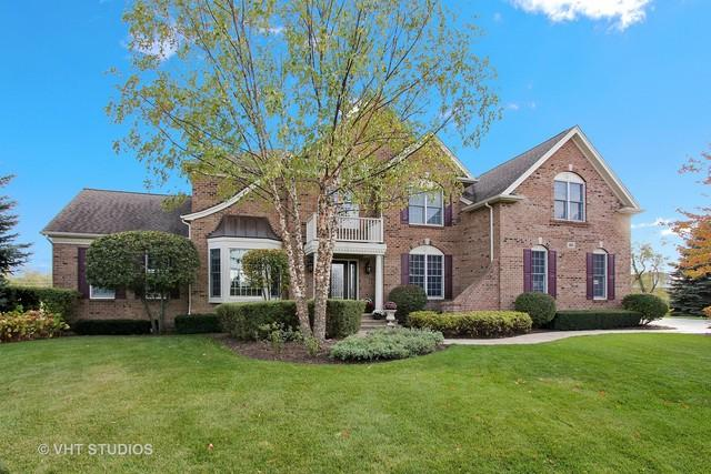 86 Tournament Drive N, Hawthorn Woods, IL 60047 (MLS #09887674) :: The Schwabe Group