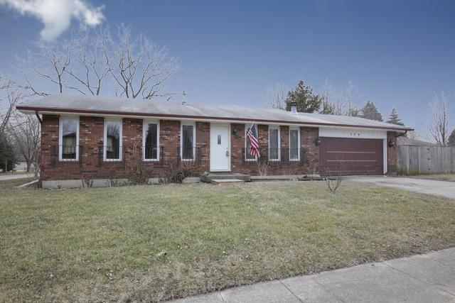 564 Renee Drive, South Elgin, IL 60177 (MLS #09887685) :: The Jacobs Group