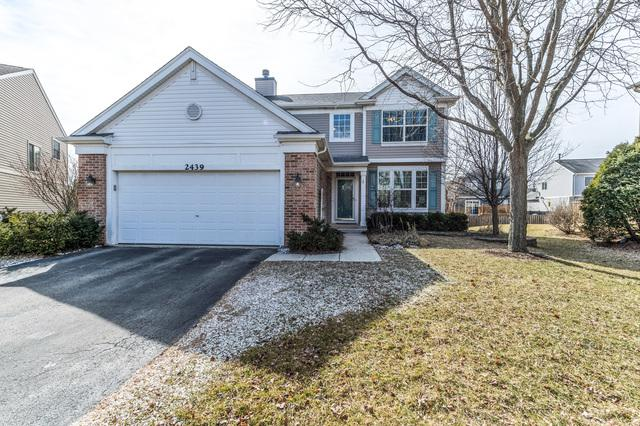 2439 Savoy Court, Aurora, IL 60503 (MLS #09887715) :: Angie Faron with RE/MAX Ultimate Professionals