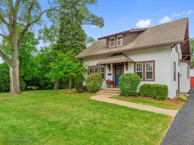 610 Davis Street, Downers Grove, IL 60515 (MLS #09887770) :: The Jacobs Group