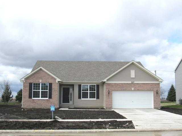 1112 Marion Court, Shorewood, IL 60404 (MLS #09887781) :: Touchstone Group