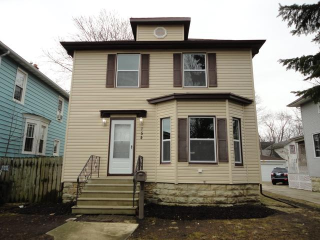 154 N Raynor Avenue, Joliet, IL 60435 (MLS #09887783) :: Angie Faron with RE/MAX Ultimate Professionals