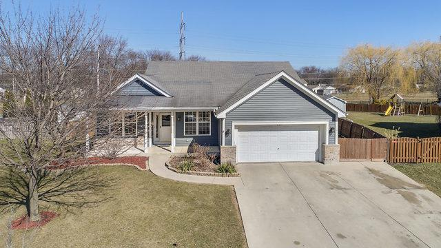 635 Charolotte Lane, Oswego, IL 60543 (MLS #09887850) :: Angie Faron with RE/MAX Ultimate Professionals