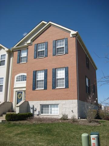 1608 Thornbury Drive #1608, Bartlett, IL 60103 (MLS #09887856) :: The Schwabe Group