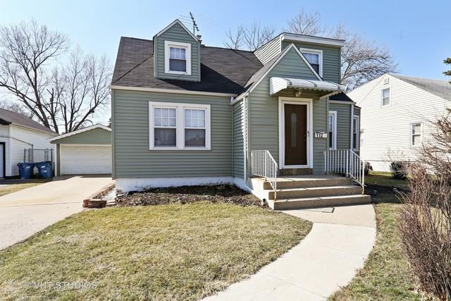 112 N Roy Avenue, Northlake, IL 60164 (MLS #09887867) :: Littlefield Group