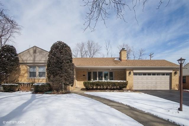332 W Kathleen Drive, Park Ridge, IL 60068 (MLS #09887930) :: The Jacobs Group