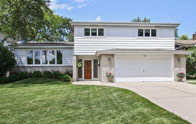 1810 Walnut Street, Park Ridge, IL 60068 (MLS #09887937) :: The Jacobs Group