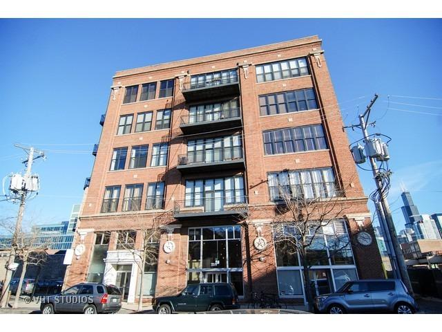 215 N Aberdeen Street 210B, Chicago, IL 60607 (MLS #09887969) :: Touchstone Group