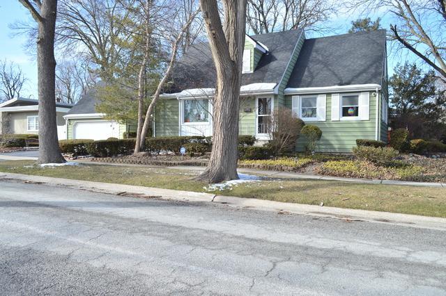 1100 Elder Road, Homewood, IL 60430 (MLS #09887983) :: Littlefield Group