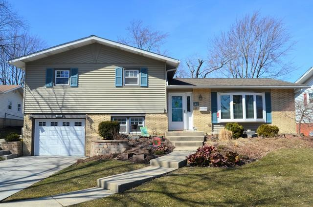 6154 Rob Roy Drive, Oak Forest, IL 60452 (MLS #09888041) :: The Jacobs Group