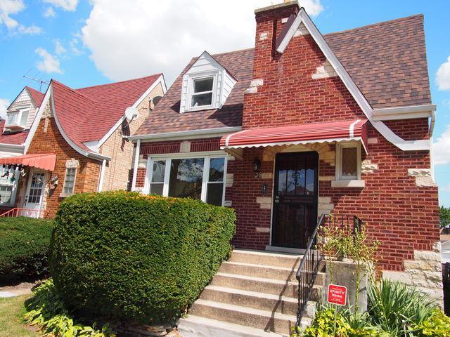 2849 N Merrimac Avenue, Chicago, IL 60634 (MLS #09888081) :: Littlefield Group