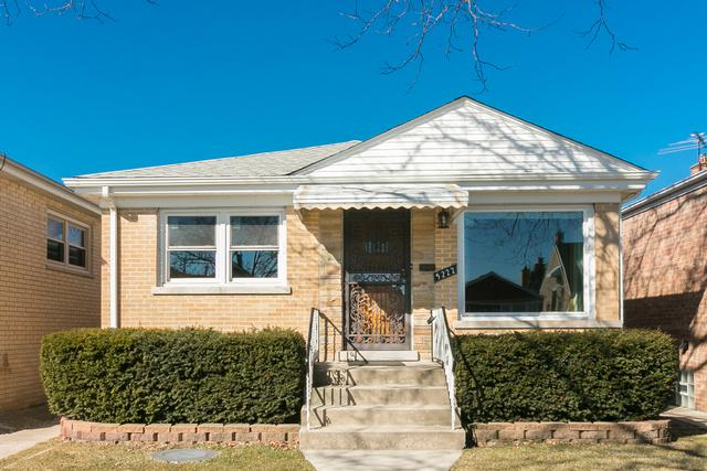 5222 N Meade Avenue, Chicago, IL 60630 (MLS #09888099) :: Domain Realty